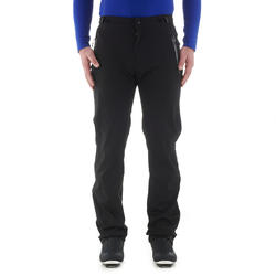 Pantalon de ski de fond homme XC S PANTALON 500 noir