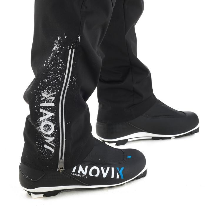 Pantalon de ski de fond homme XC S PANT 500 noir