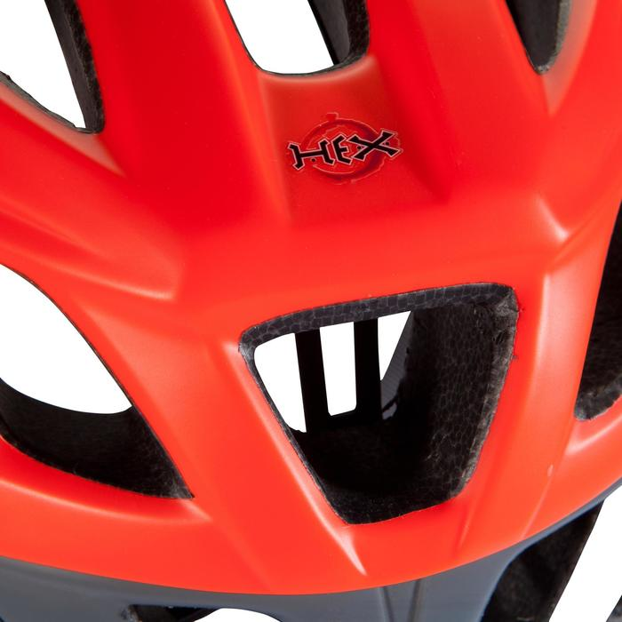 Fahrradhelm MTB Arcal orange