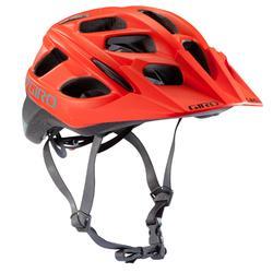 MTB-helm Arcal oranje