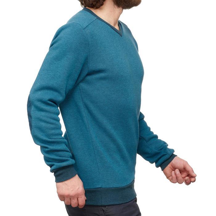 Herentrui voor wandelingen in de natuur NH150 blauw/turquoise
