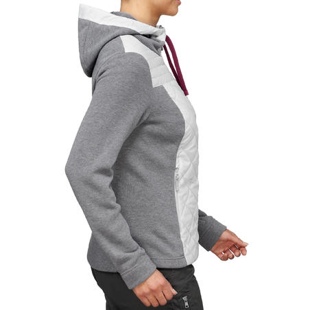NH100 Hybrid Country Walking Sweatshirt – Women