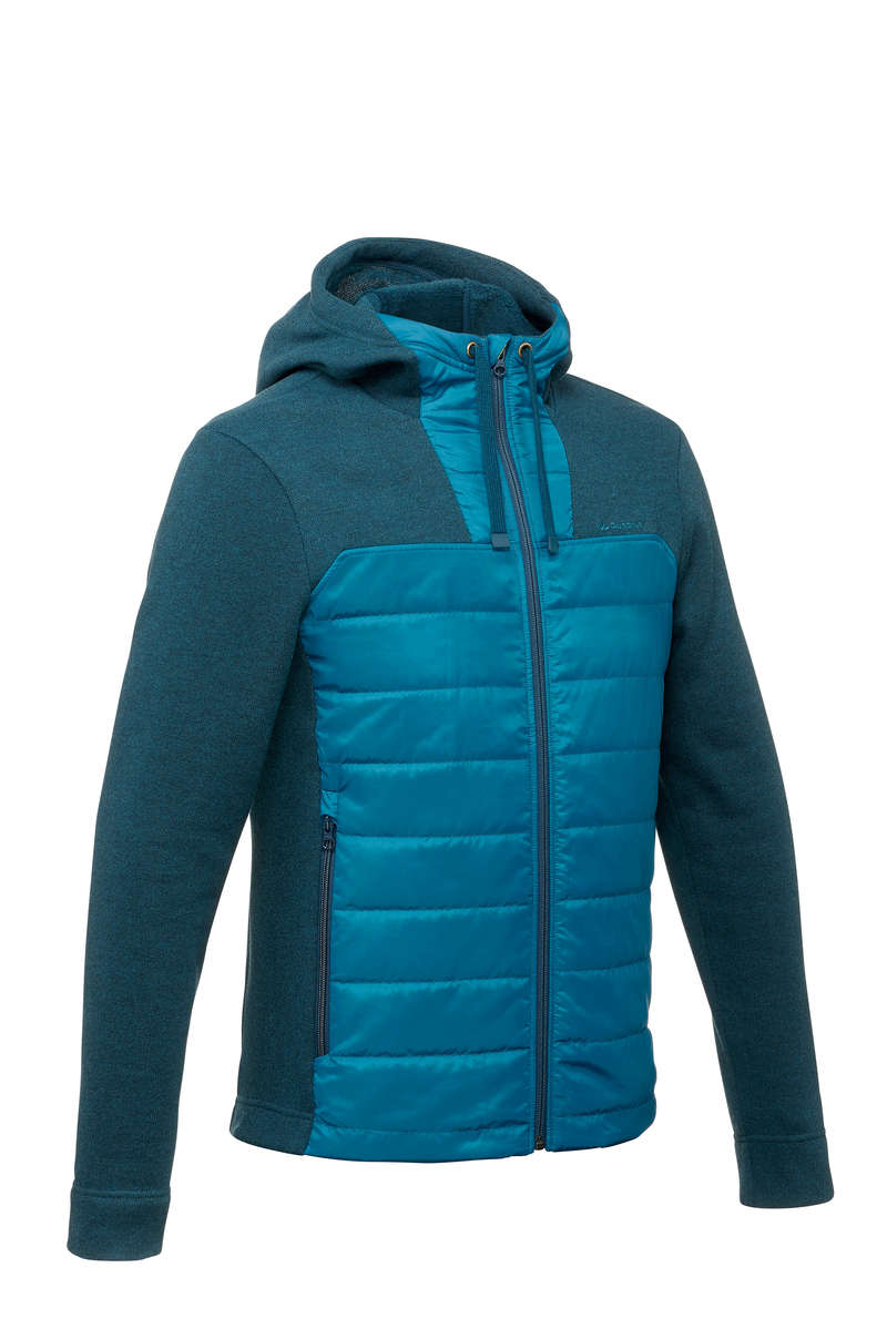 NATURE HIKING - Pohodniški pulover NH500 QUECHUA