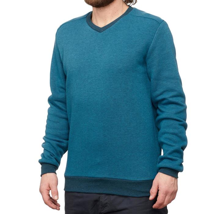 Pull randonnée nature homme NH150 - 1349966