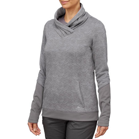 Women's Hiking Pullover NH500