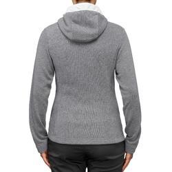 Wandelsweater voor dames NH500