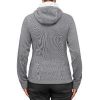 Women's Country Walking Sweatshirt NH100 Hybrid