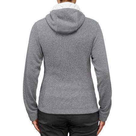 Women's Country Walking Hybrid Sweatshirt - NH100 Hybrid