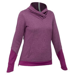 NH500 Women's Hiking Pullover - Plum