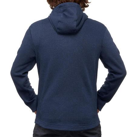 Men's Country Walking Sweatshirt NH100 Hybrid