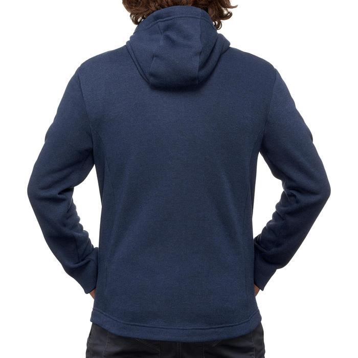 Men's Hiking Sweatshirt NH100 Hybrid