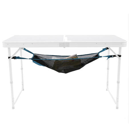 STORAGE NET FOR TABLE DE CAMPING