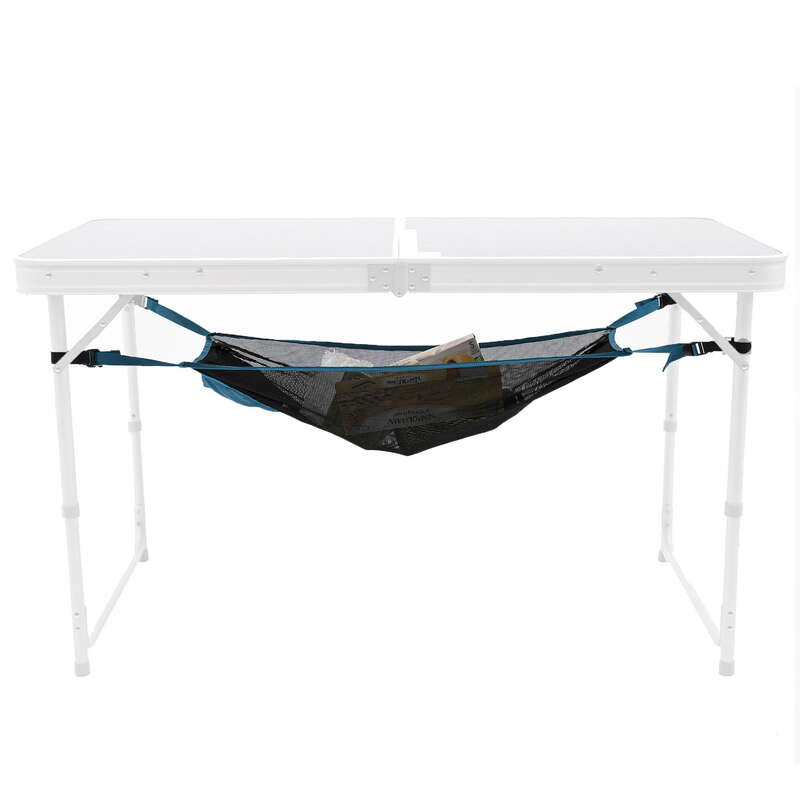 BASE CAMP FURNITURE Camping - Under-table storage net QUECHUA - Camping Furniture and Equipment