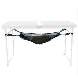 UNIVERSAL UNDER-TABLE CAMPING STORAGE NET