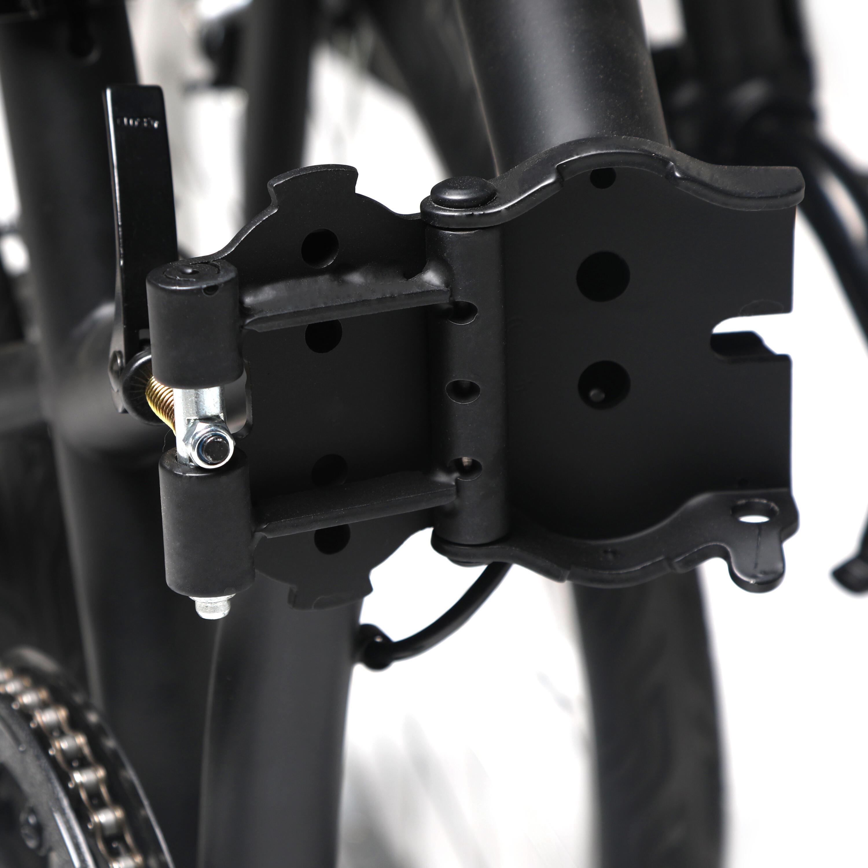 จักรยานพับได้ 20 นิ้วรุ่น TILT 100 (สีดำ)
