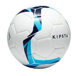 F100 Hybrid Soccer Ball Size 3 - White/Blue
