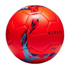 Ballon de football Hybride F500 taille 5 rouge /bleu