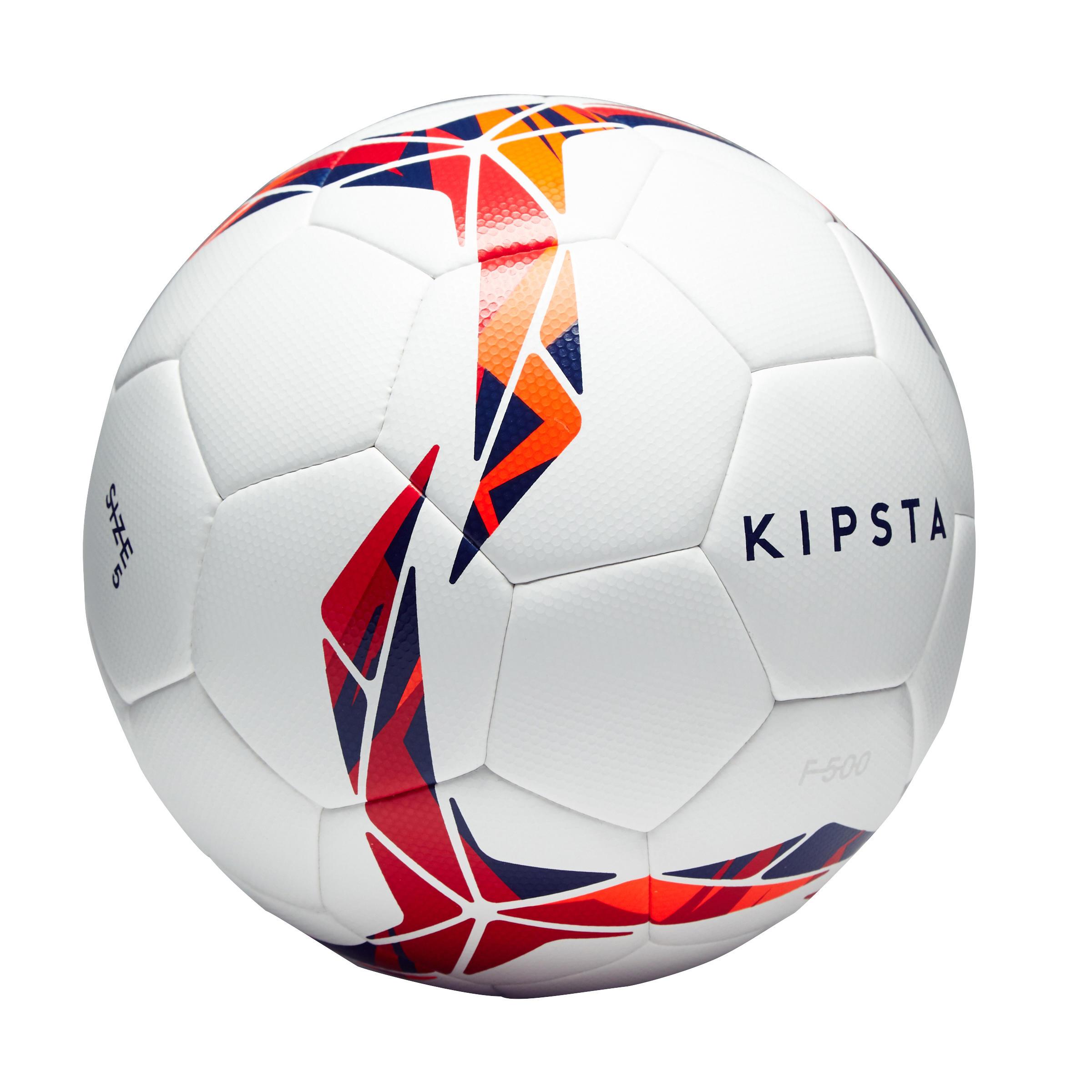 47dd3041e2fdf Balón de fútbol híbrido talla blanco azul ocre kipsta decathlon jpg 700x700  Decathlon caña alto taco