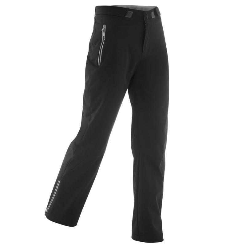 500 Junior Cross-Country Skiing Pants - Black