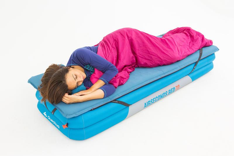 Comfort Camping Self-Inflating Mattress _PIPE_ Width 65 cm