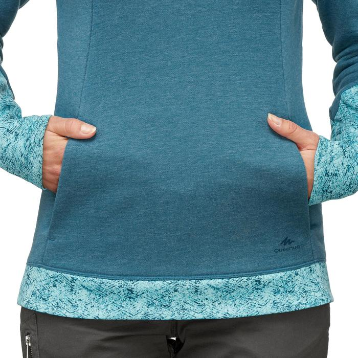 Wandeltrui vrije natuur dames NH500 turquoise