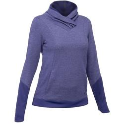 NH500 Women's Hiking Pullover - Blue purple