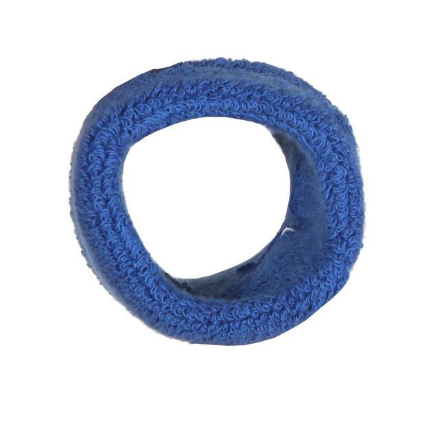 FLX Soft Wrist Band, Super Absorbent, Blue - Free Size