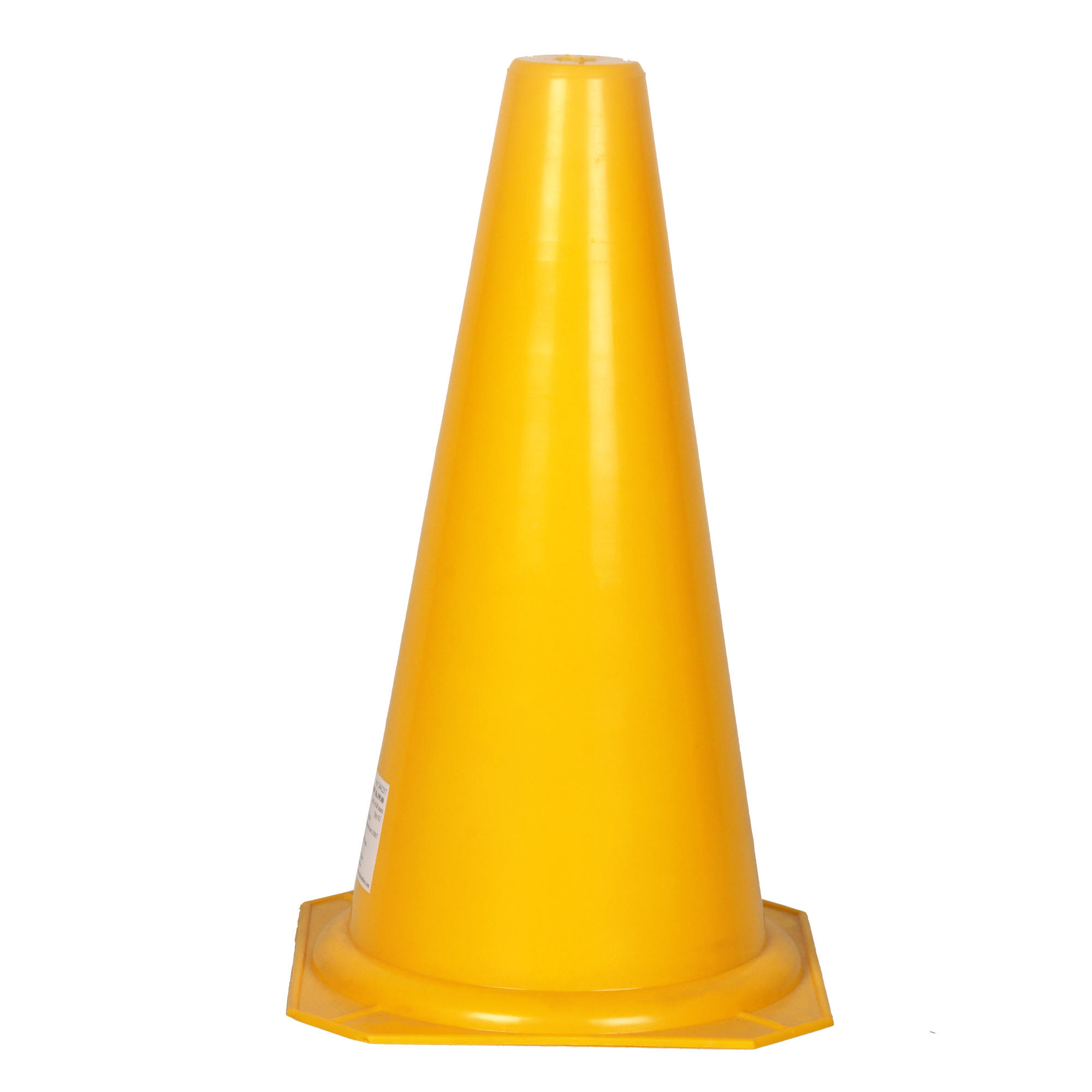 YELLOW MARKING CONE...
