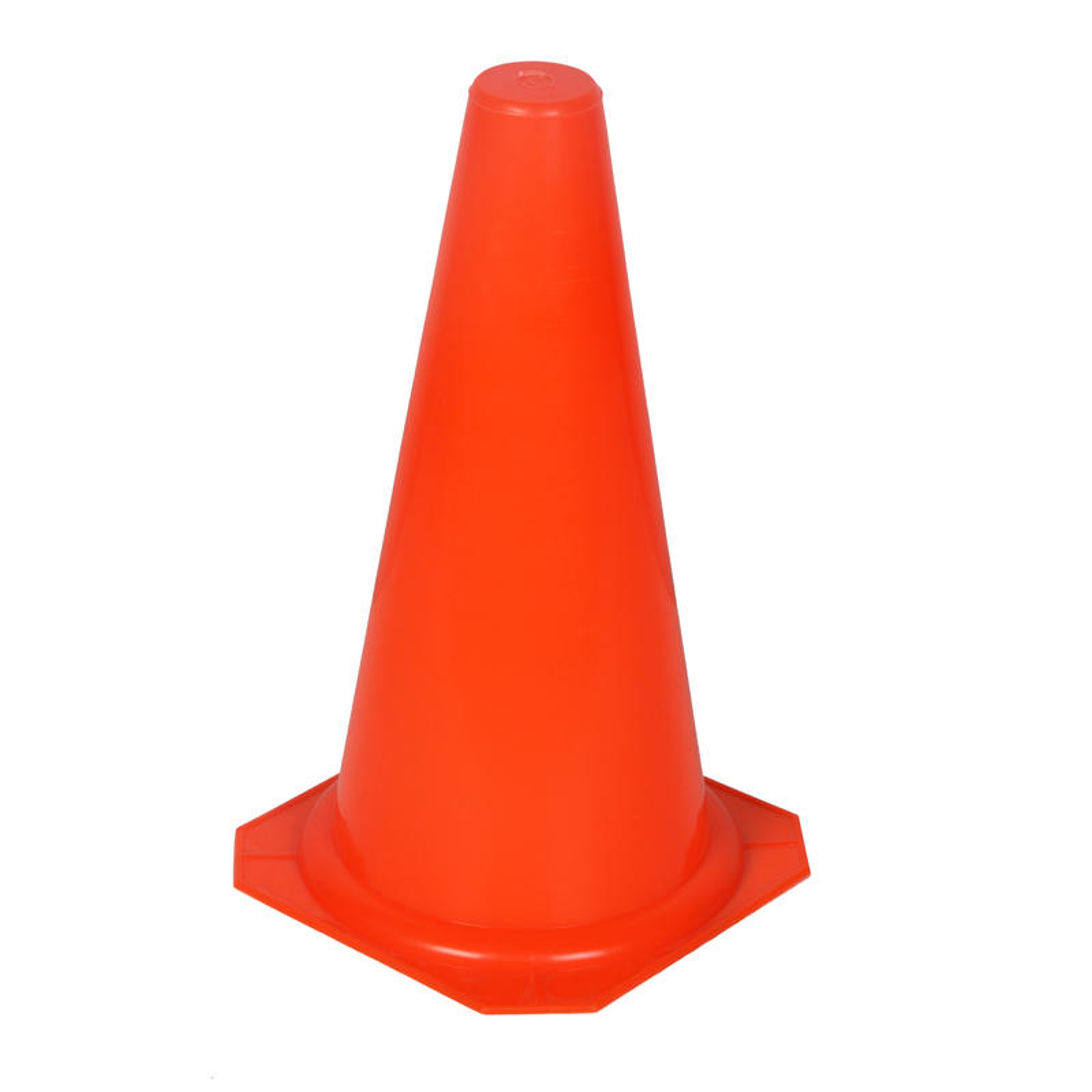 Marking cone Orange...