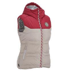 Bodywarmer voor trekking Arpenaz 600, damesmodel