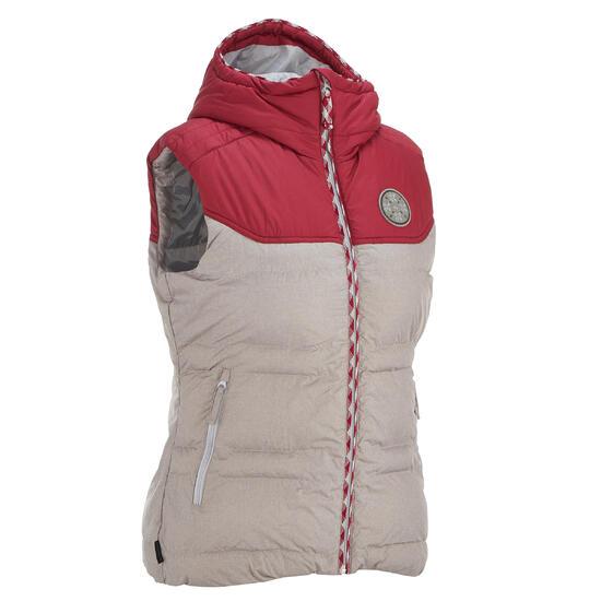 Bodywarmer voor trekking Arpenaz 600, damesmodel - 135087