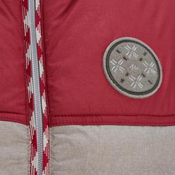 Bodywarmer voor trekking Arpenaz 600, damesmodel - 135089