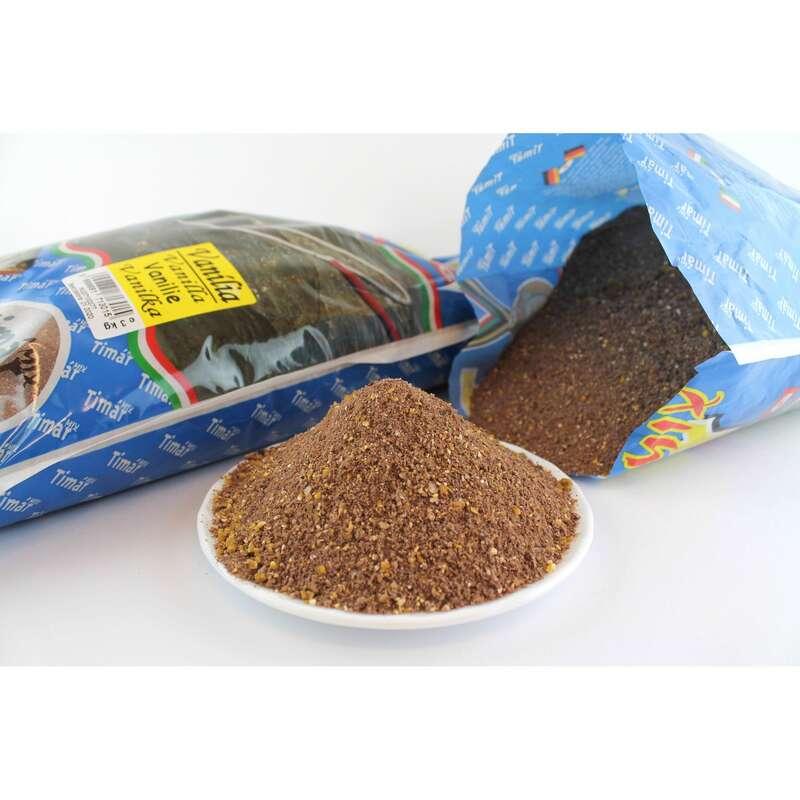 ETET#ANYAG, ADALÉK, CSALI FINOMSZERELÉKE Horgászsport - Etetőanyag Basic Vanilla 3 kg TIMÁR - Finomszerelékes horgászat