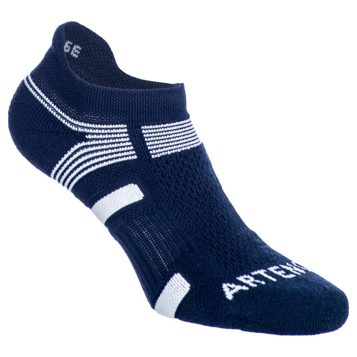 3雙入運動襪RS 560-藍白配色