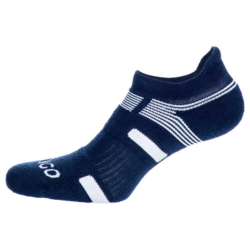 RS 560 Lowedge Sports Socks Tri-Pack - Navy/White
