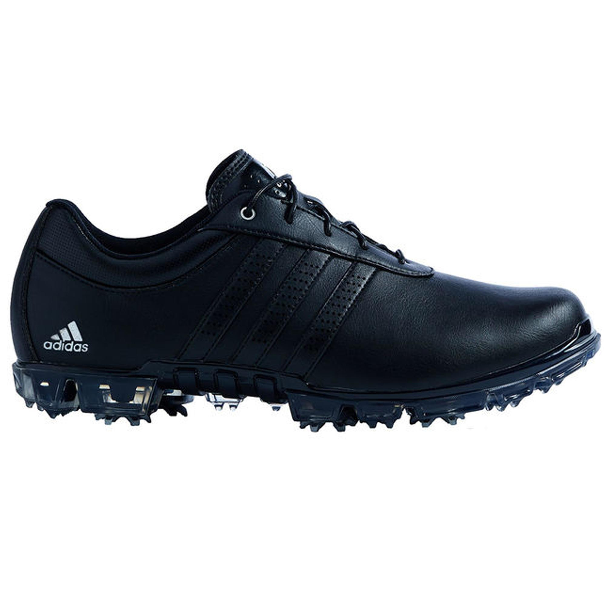 brand new 6bed6 ce406 ZAPATOS GOLF HOMBRE ADIPURE FLEX NEGRO Adidas  Decathlon