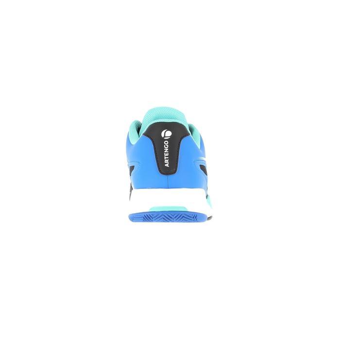 Padelschuhe PS860 Herren blau/schwarz