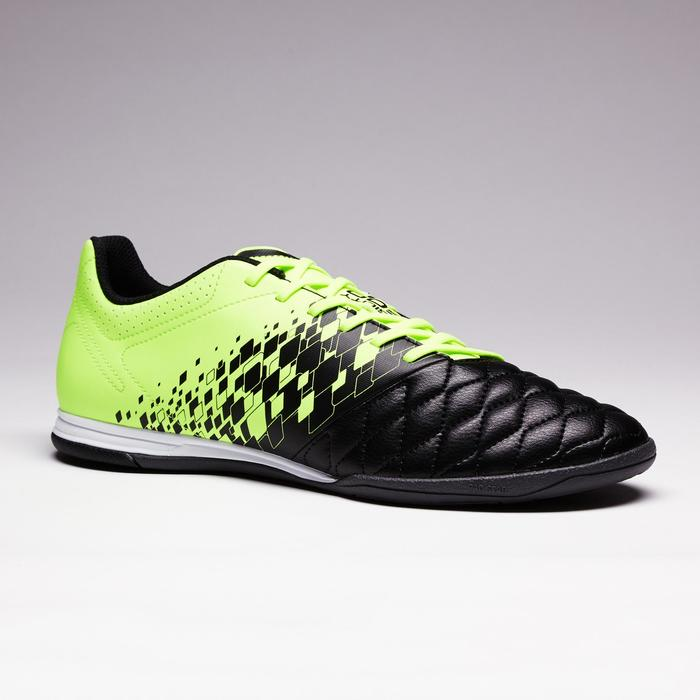 Chaussure de futsal adulte Agility 500 bleue - 1351542