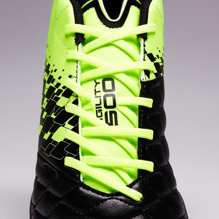 Chaussure de futsal adulte Agility 500 bleue - 1351550