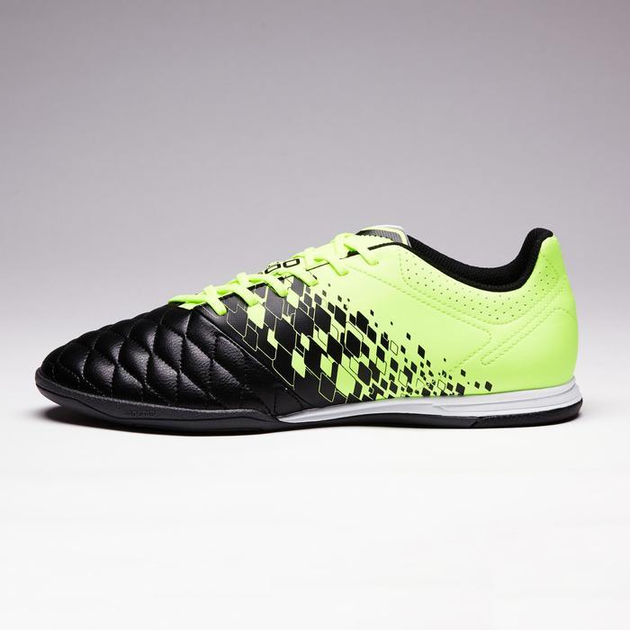 Chaussure de futsal adulte Agility 500 bleue - 1351551