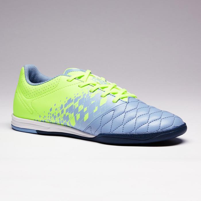 Chaussure de futsal enfant Agility 500 bleue - 1351556