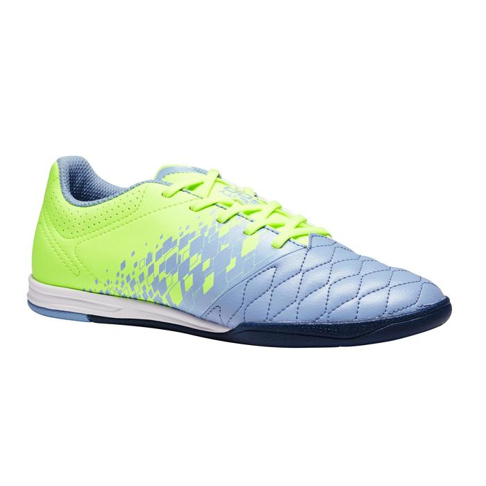 Chaussure de futsal enfant Agility 500 bleue - 1351559