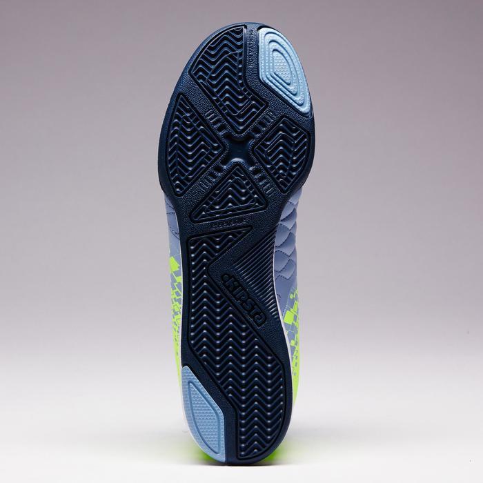 Chaussure de futsal enfant Agility 500 bleue - 1351563