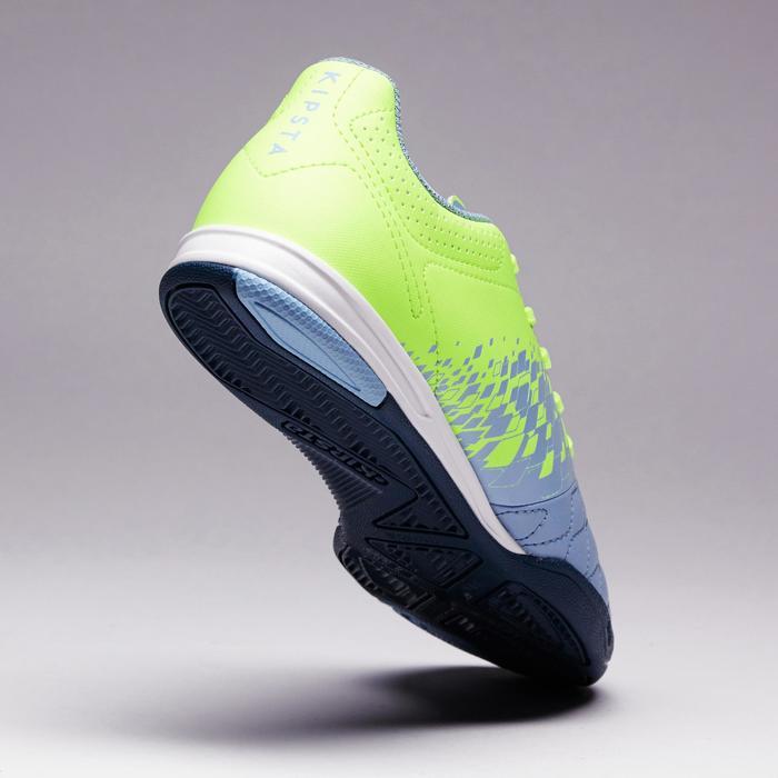 Chaussure de futsal enfant Agility 500 bleue - 1351565