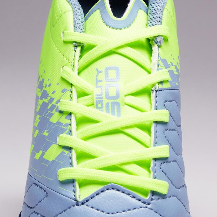 Chaussure de futsal enfant Agility 500 bleue - 1351567