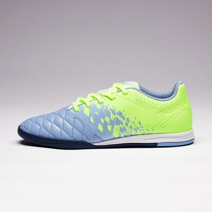 Chaussure de futsal enfant Agility 500 bleue - 1351568