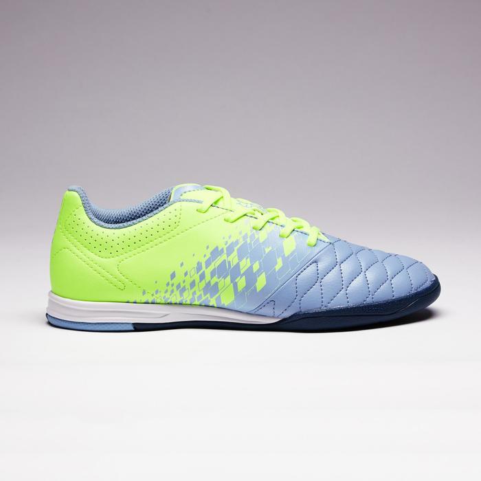 Chaussure de futsal enfant Agility 500 bleue - 1351569