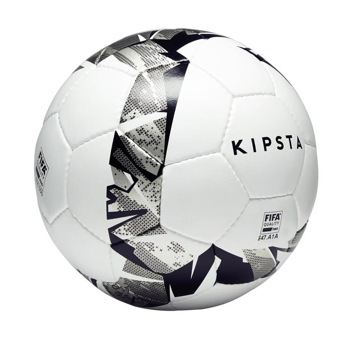 Ballon de Futsal FS900 63cm blanc et gris