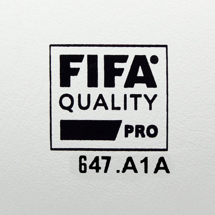 室內五人制足球900 63 m-白灰配色