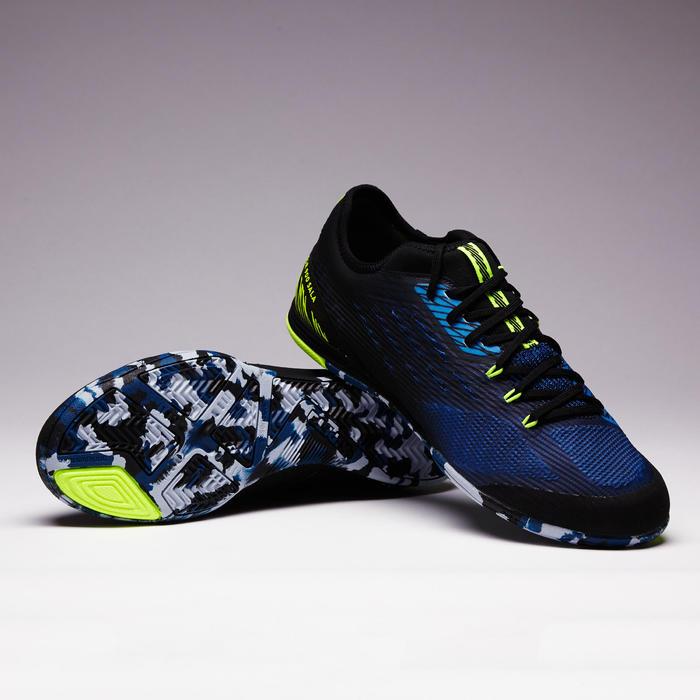 Hallenschuhe Futsal Fußball CLR 900 Erwachsene blau